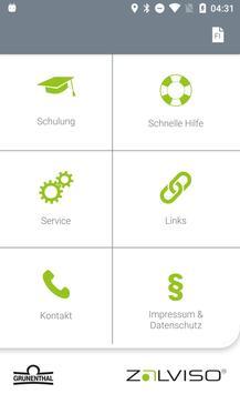 Zalviso-Service-App poster