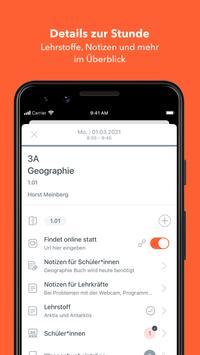 Untis Mobile Screenshot 2