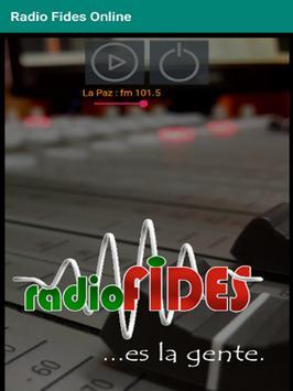 radio Fides Bolivia screenshot 1