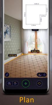 AR Ruler App – Tape Measure & Camera To Plan screenshot 4