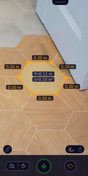 AR Ruler App – Tape Measure & Camera To Plan screenshot 5