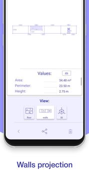 AR Plan 3D Ruler – Camera to Plan, Floorplanner स्क्रीनशॉट 6