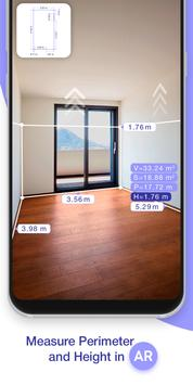 AR Plan 3D Ruler – Camera to Plan, Floorplanner पोस्टर