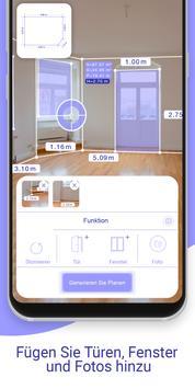 AR Plan 3D Lineal – Camera to Plan, Floorplanner Screenshot 1
