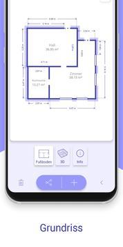 AR Plan 3D Lineal – Camera to Plan, Floorplanner Screenshot 2