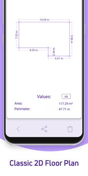 AR Plan - AR Measure Ruler, Camera To Plan Screenshot 3