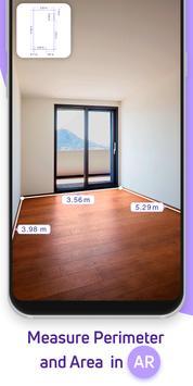 AR Plan - AR Measure Ruler, Camera To Plan poster