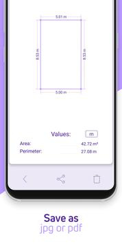 AR Plan - AR Measure Ruler, Camera To Plan Screenshot 4