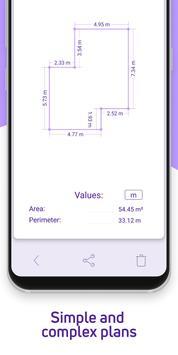 AR Plan - AR Measure Ruler, Camera To Plan screenshot 5
