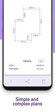 AR Plan - AR Measure Ruler, Camera To Plan Screenshot 5