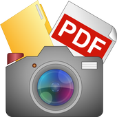Prime PDF Scanner – Camera Scanner and OCR icon
