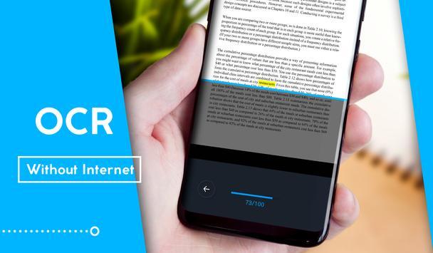 Free PDF Scanner with OCR - PrimeScanner screenshot 2
