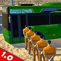 Military Bus Simulator 2020 : Coach Driving Games