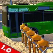 Military Coach Bus icon