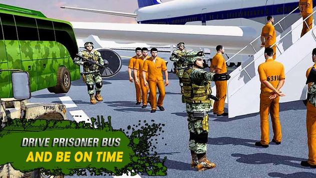 Military Coach Bus screenshot 5