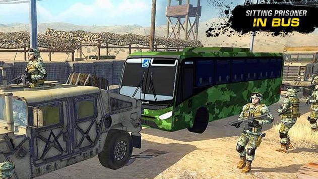 Military Coach Bus screenshot 7