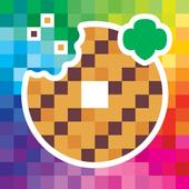 Digital Cookie アイコン