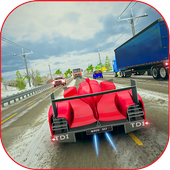 Extreme Traffic GT Car Racer 2020: Infinite Racing icon