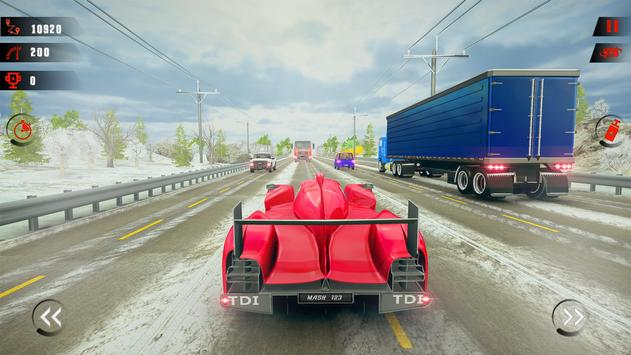 Extreme Traffic GT Car Racer 2020: Infinite Racing poster