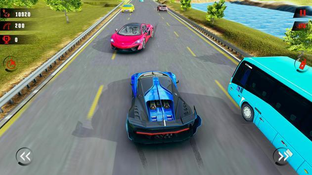 Extreme Traffic GT Car Racer 2020: Infinite Racing screenshot 4