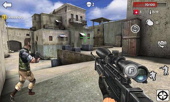 Gun Strike Shoot screenshot 4