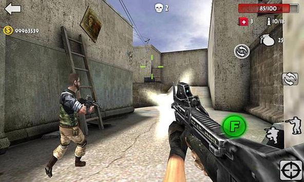 Gun Strike Shoot poster