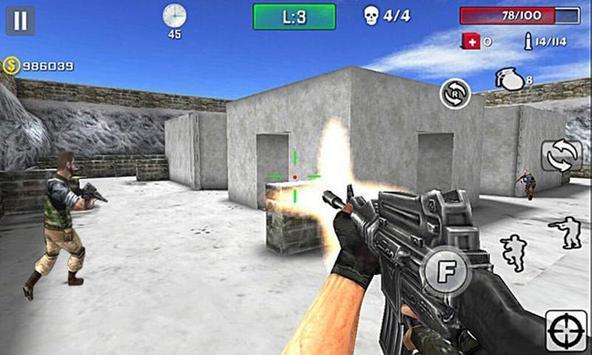 Gun Strike Shoot screenshot 17
