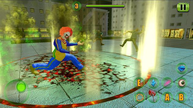 Scary Clown Attack Simulator screenshot 10