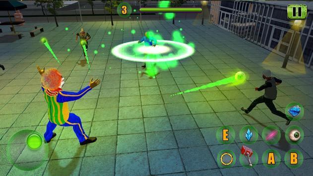 Scary Clown Attack Simulator screenshot 12