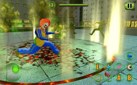 Scary Clown Attack Simulator screenshot 3