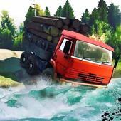 Big Truck Driver Cargo Truck Driving Simulator 3D icon