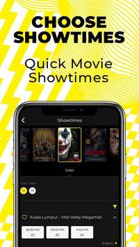 Golden Screen Cinemas screenshot 2