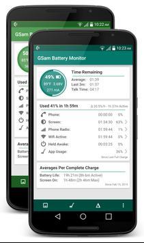 GSam Battery Monitor poster
