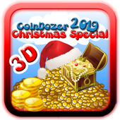 Coin Dozer Christmas 2019 icon
