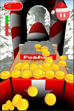 Coin Dozer Christmas 2019 screenshot 1