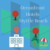 Oceanfront Hotels Myrtle Beach icon