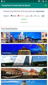 Oceanfront Hotels Myrtle Beach screenshot 1