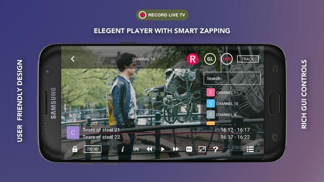 GSE SMART IPTV captura de pantalla 1