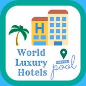 World Luxury Hotels icon