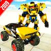 Real Robot Transform Monster Truck Fight 图标