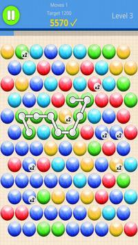 Connect Bubbles® Classic poster