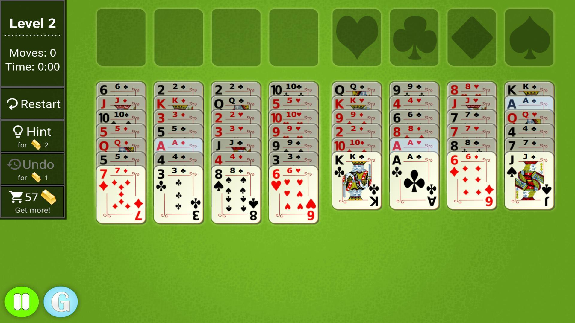 FreeCell Solitaire Epic for Android - APK Download