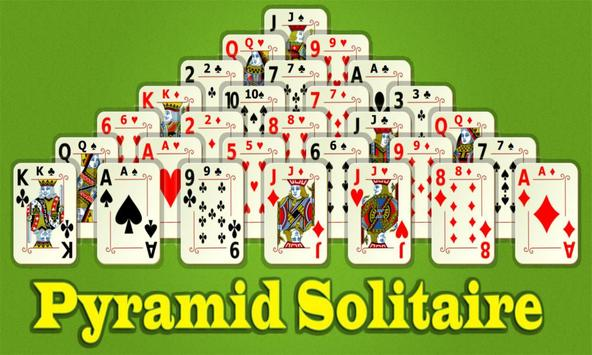 Pyramid Solitaire Mobile poster