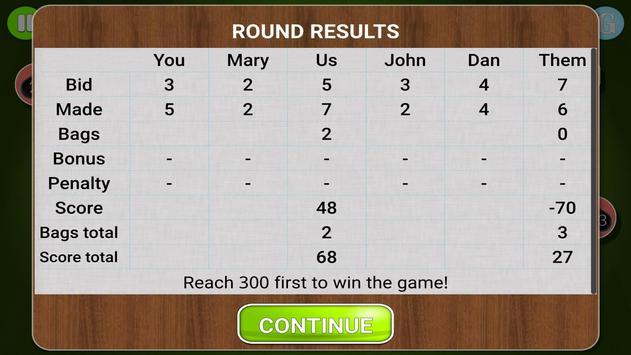 Spades Ultimate screenshot 22
