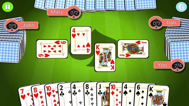 Spades Ultimate screenshot 2