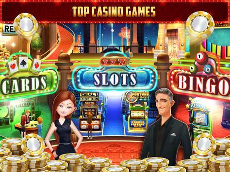 GSN Grand Casino: Free Slots, Bingo & Card Games screenshot 9