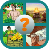 Guess Bible Characters icon