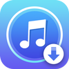 Descarga música - Reproductor de música icono