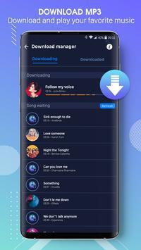 Descarga música - Reproductor de música captura de pantalla 3