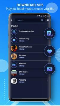 Descarga música - Reproductor de música captura de pantalla 13